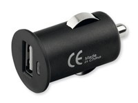 CHARGE, auto USB adapter