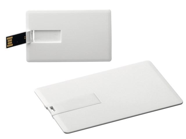 USB FLASH 42, kunststof USB FLASH 4 GB interface 2.1