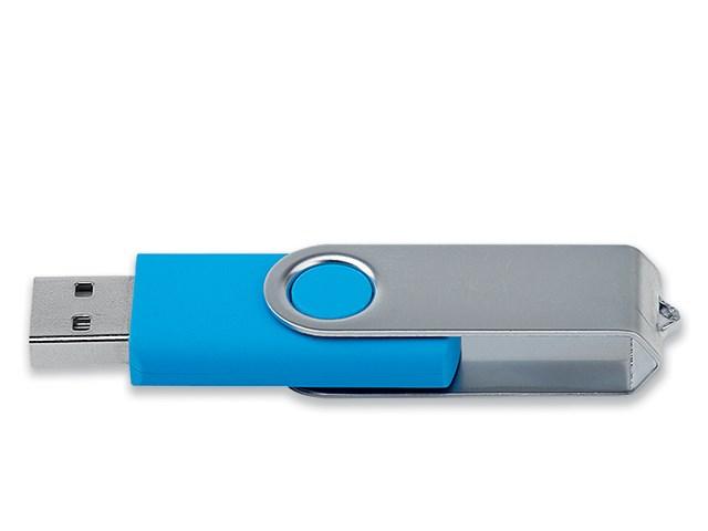 USB FLASH 22, metalen USB FLASH 8 GB interface 3.0