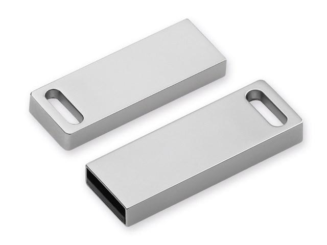 USB FLASH 52, metalen USB FLASH 4GB interface 2.0