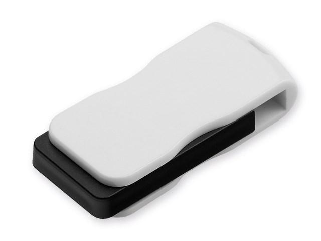 USB FLASH 54, kunststof USB FLASH 8GB, interface 2.0