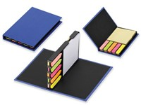 HEDVIKA, setje gekleurde memo's en sticky notes