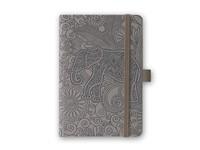 ELEPHANT, notitieboekje met elastiek, 130x210mm