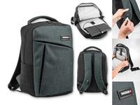 LOGAN, laptoptas, 600D, SWISSBAGS