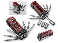 EMIL, setje met metalen schroevendraaiers, 10 functies