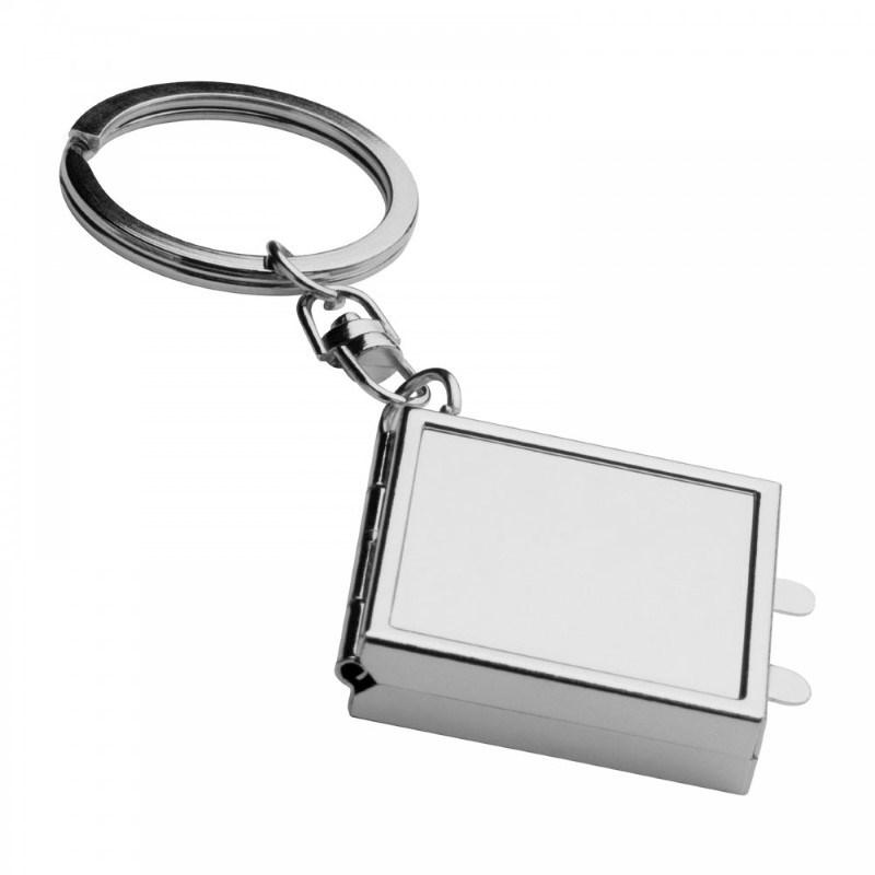 Sleutelhanger met spiegel REFLECTS-PORTICI