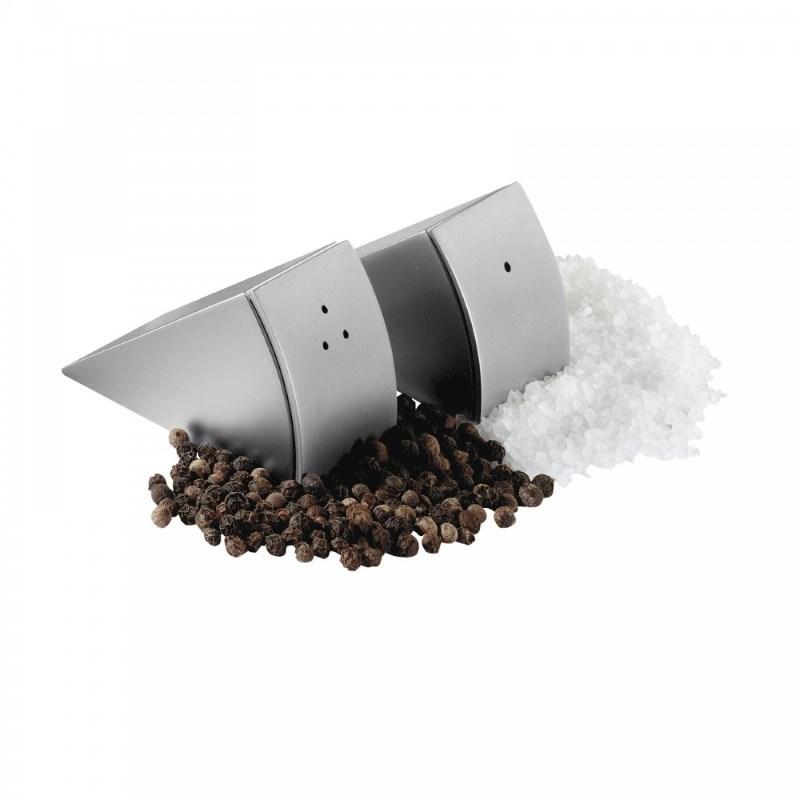 Peper- en zoutstel REFLECTS-CHEESE