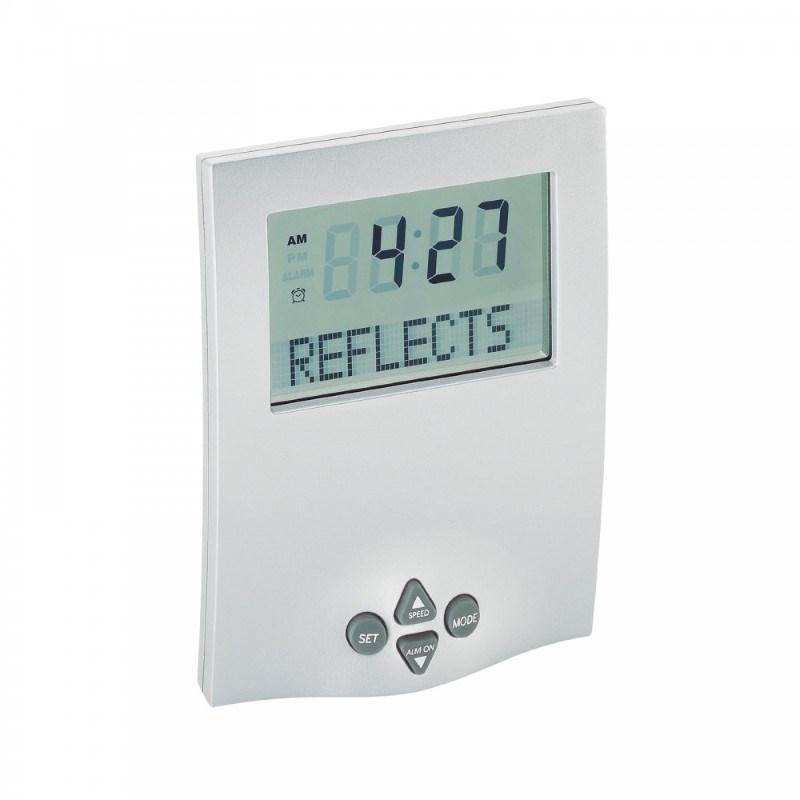 Horloge met bewegende reclamebord REFLECTS-SYDNEY