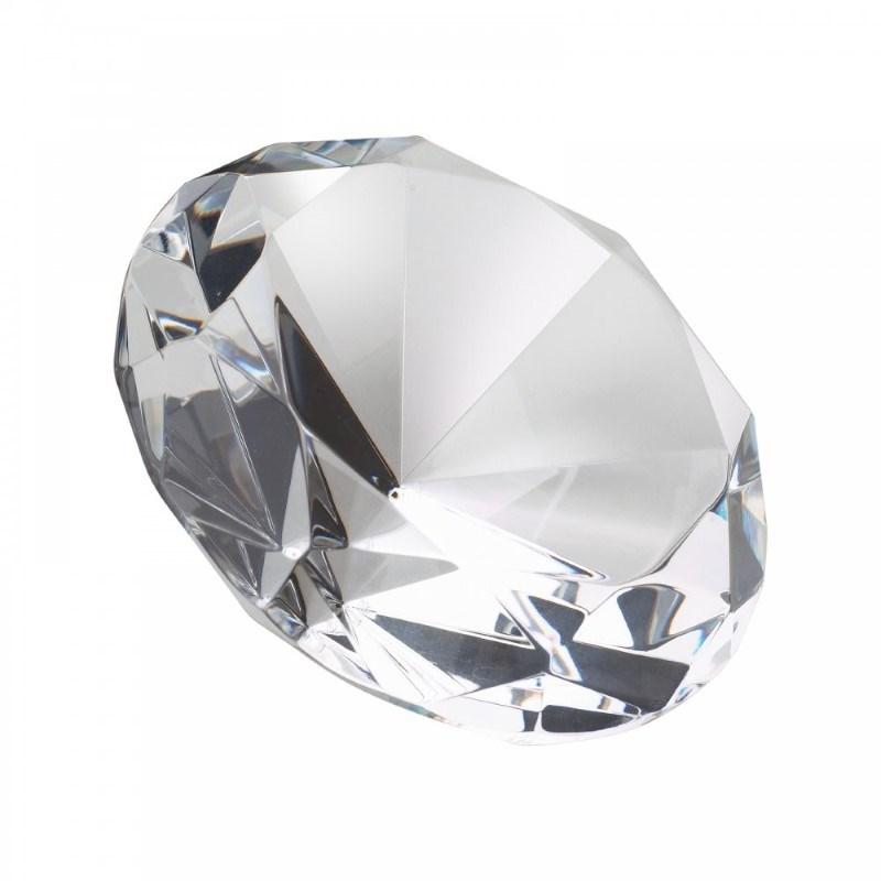 Diamant (presse-papier) REFLECTS-CORNELLA 8CM