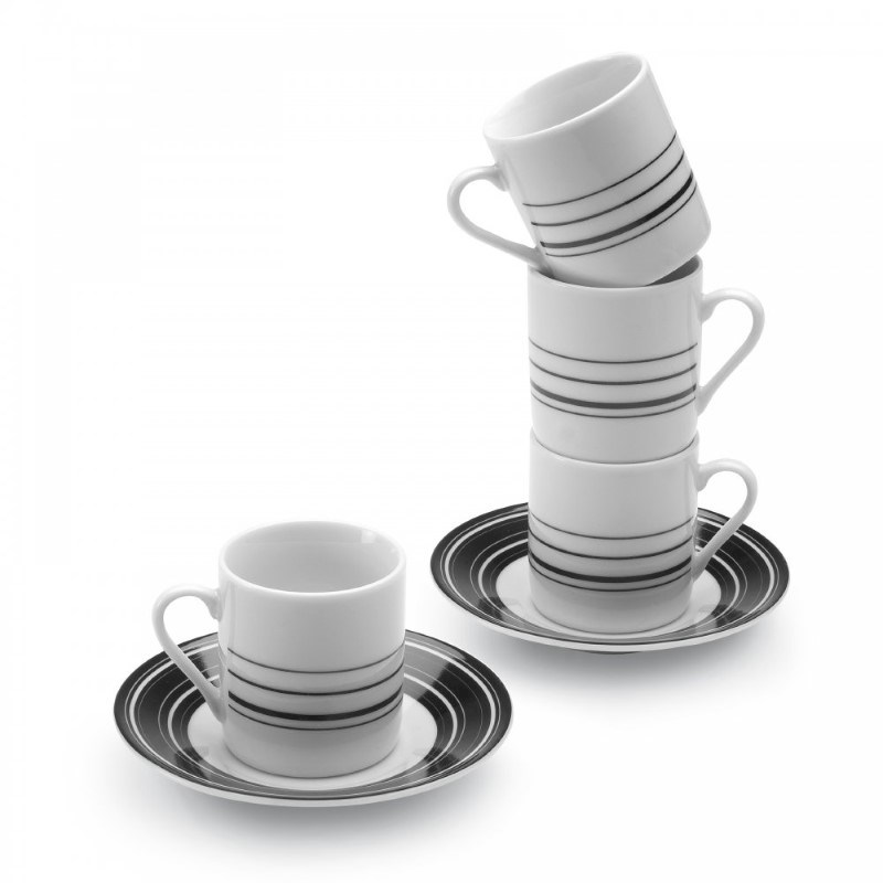 Espresso set REFLECTS-LUCENA