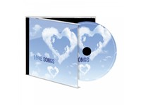 Muziek CD LOVE SONGS