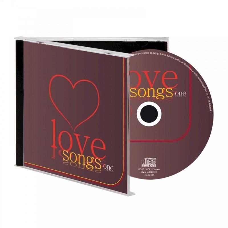 Muziek CD LOVE SONGS one