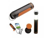 Campinglamp met powerbank REEVES-SAN BERNARDO