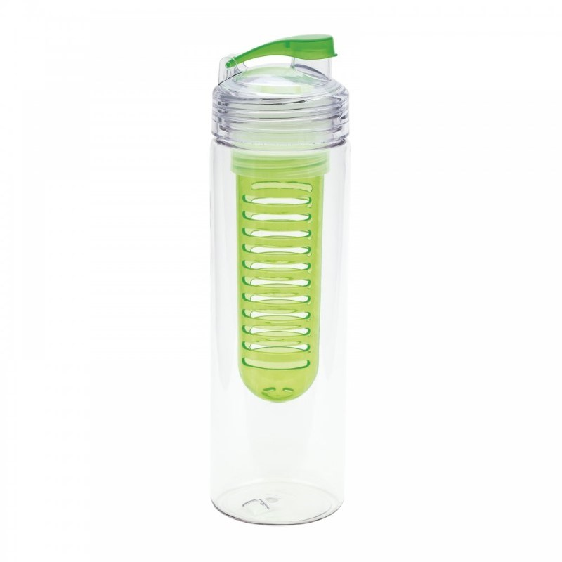 Fles met fruit infuser REFLECTS-JOLIETTA
