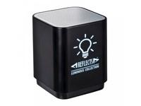 Bluetooth®-luidsprekerr met licht REFLECTS-GALAWAY incl. Laser engraving