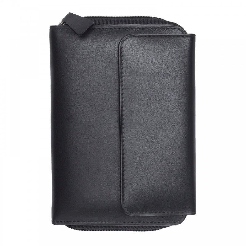 Lederen portemonnee REFLECTS-GRAN MENDOZA M