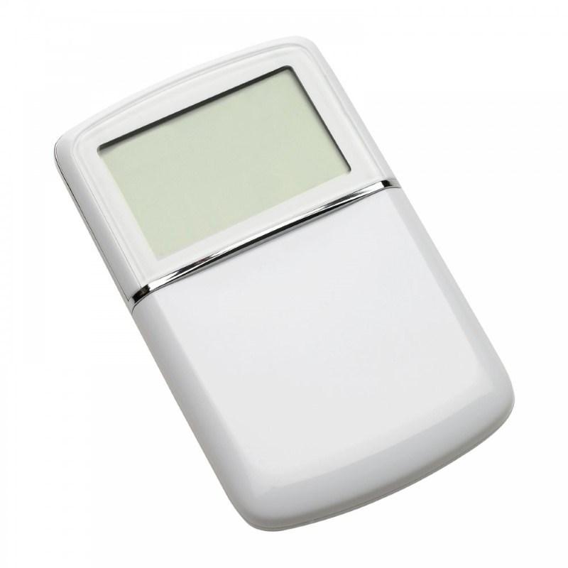 Calculator met wereldtijdenklok REFLECTS-MASSENA