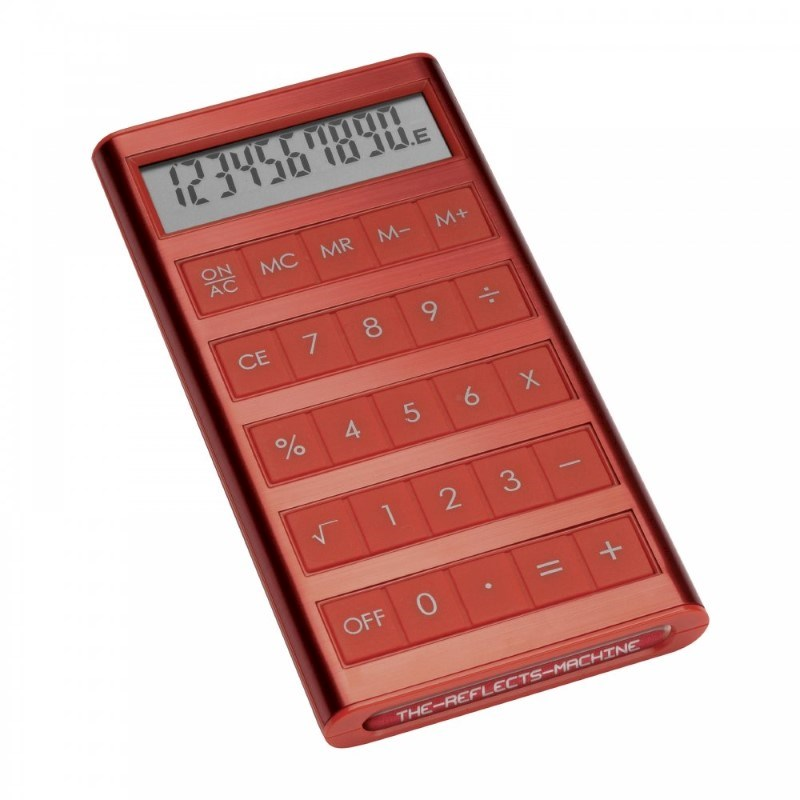 Solarcalculator REFLECTS-MACHINE