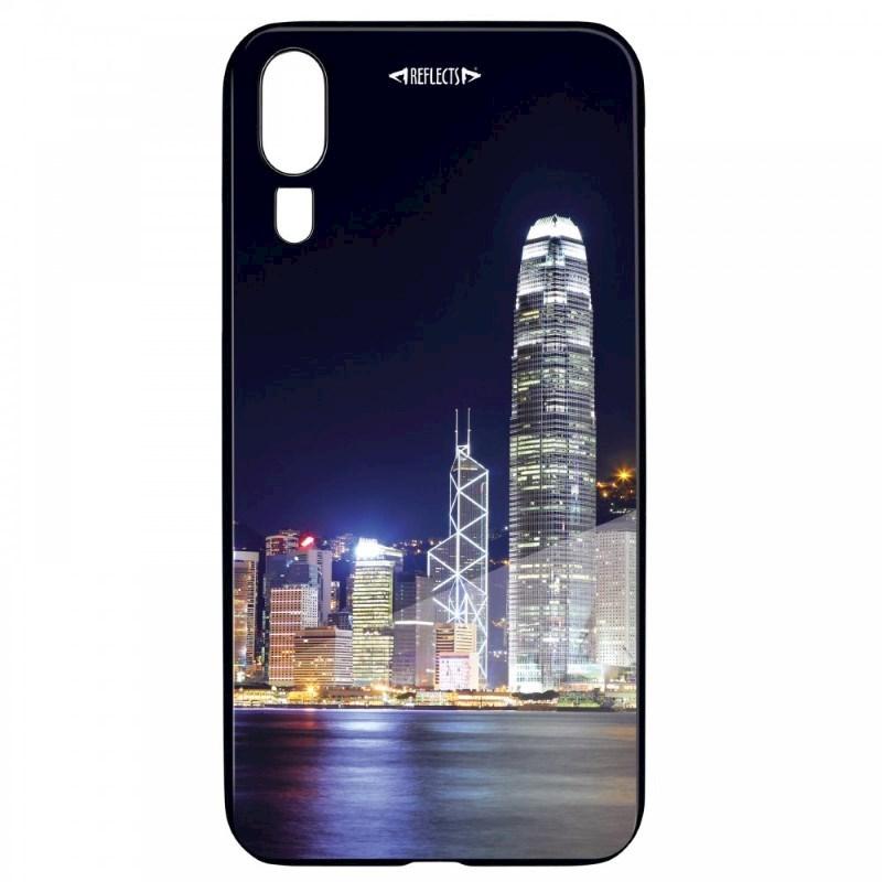 Smartphonecover REFLECTS-TG HWP20 SKYLINE