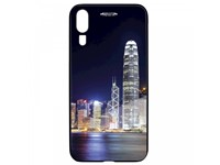 Smartphonecover REFLECTS-TG HWP20 SKYLINE