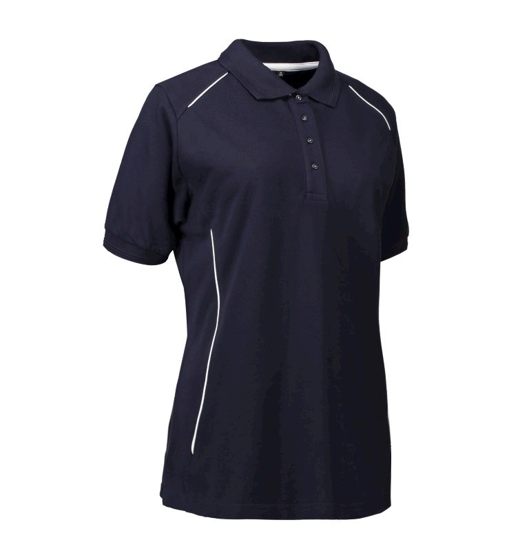 Ladies' PRO Wear polo shirt | pipings