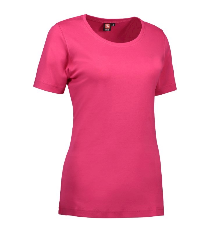 Ladies' interlock T-shirt