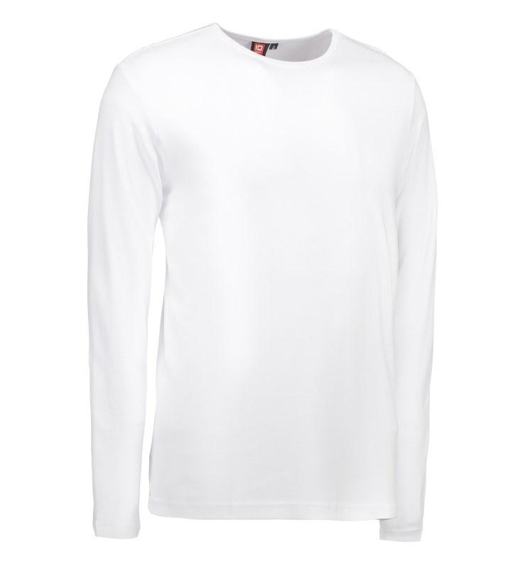 Mens' interlock T-shirt|long-sleeved