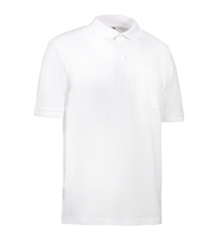 Mens' classic polo shirt   pocket