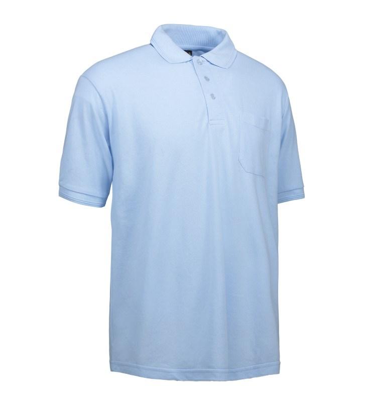 Mens' classic polo shirt | pocket