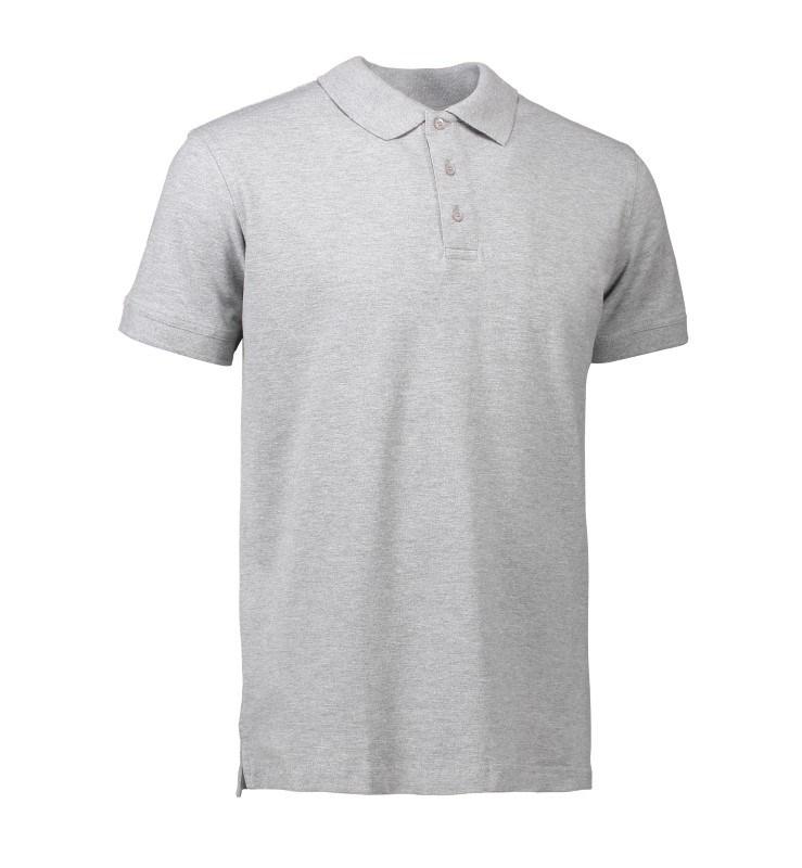 Stretch polo shirt