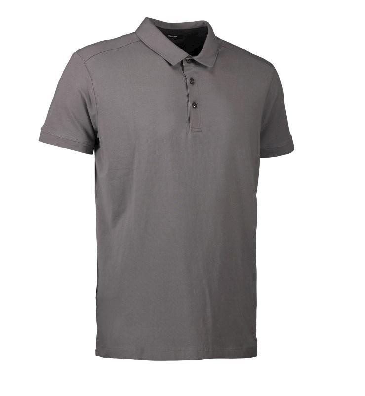 Men's business polo shirt | stretch
