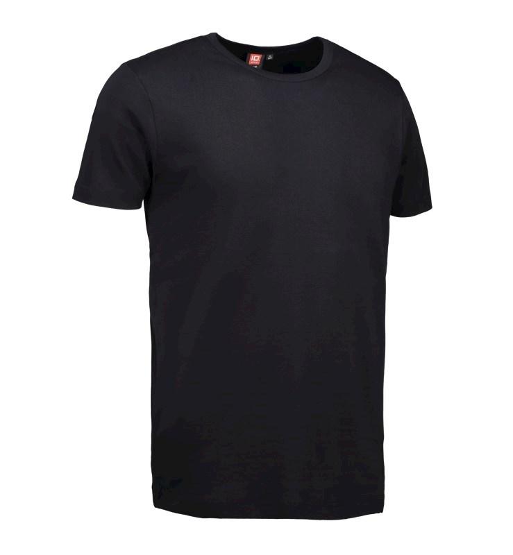 Mens' 1x1 rib T-shirt