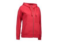 CORE full zip ladies' hoodie