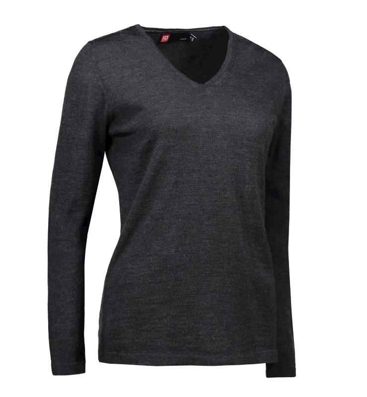 Ladies' business pullover
