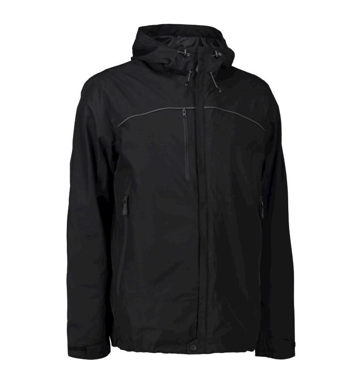 Men's Zip'n'Mix shell jacket