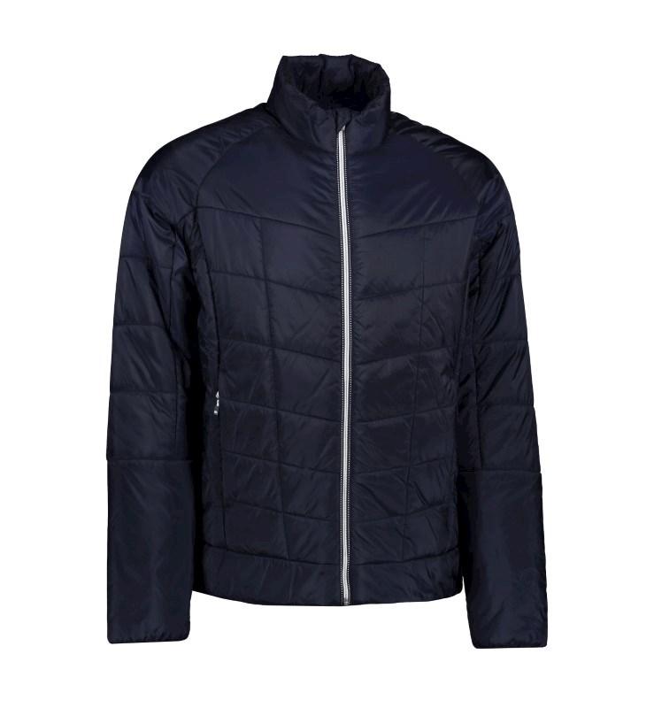Men's quilted lightweight jacket