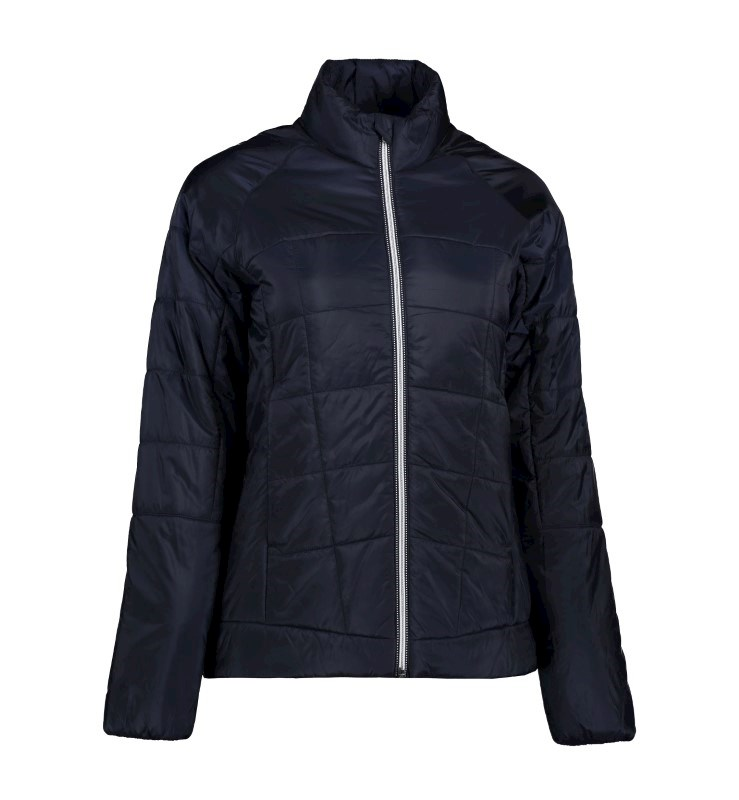 Ladies' quilted lightweight jacket