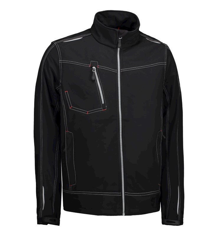 Worker soft shell jacket