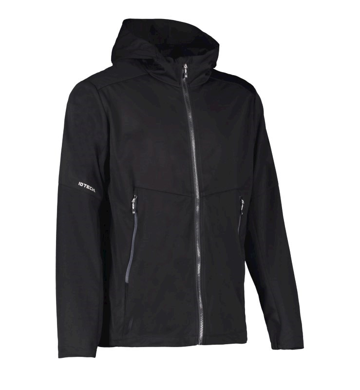 Men's lightweight soft shell jacket