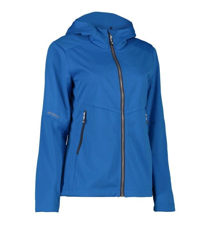 Ladies' lightweight soft shell jacket