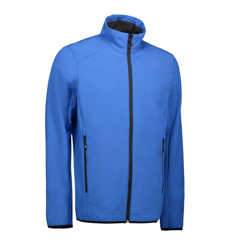 Men's functional soft shell jacket