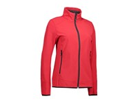 Ladies' functional soft shell jacket