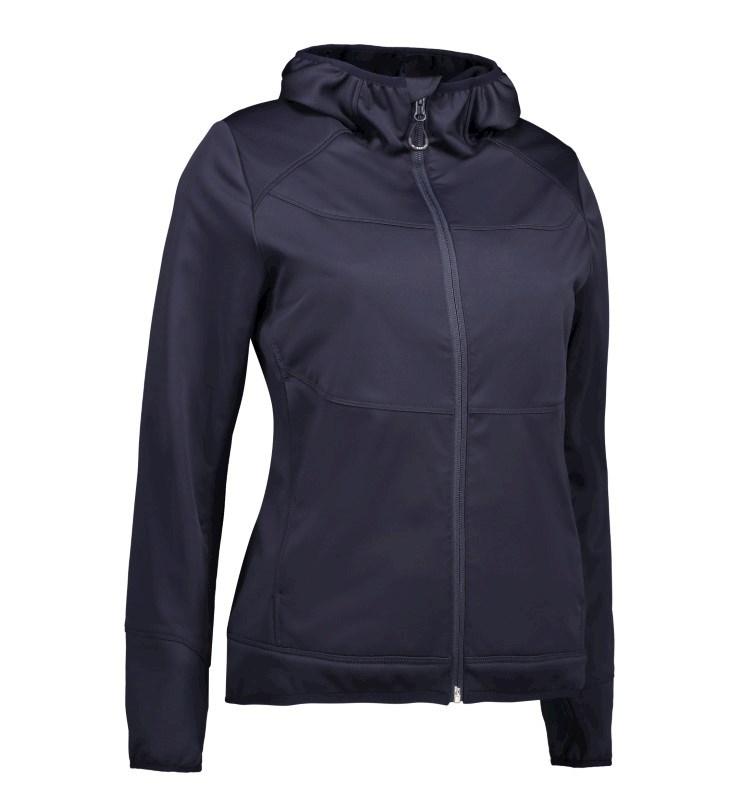 Ladies' combi stretch jacket