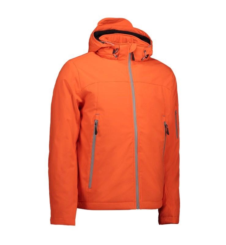 Men's winter soft shell jacket