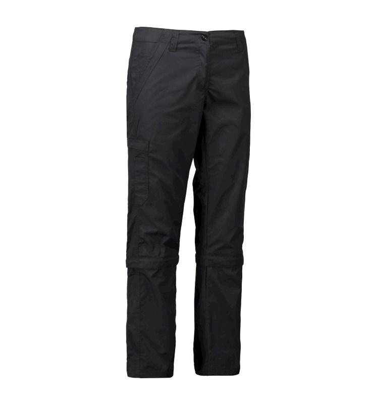 Ladies' Zip-off trousers