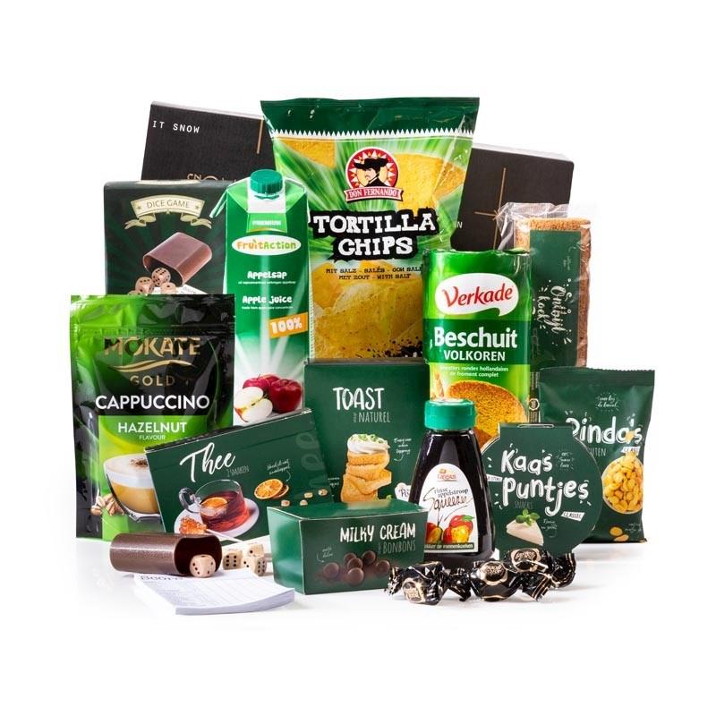 Kerstpakket Familie Groen