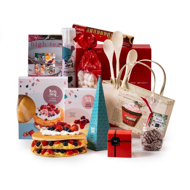 Kerstpakket High Tea