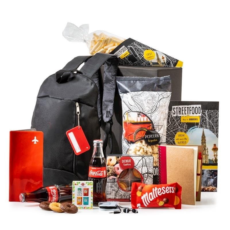 Kerstpakket Reis om de Wereld