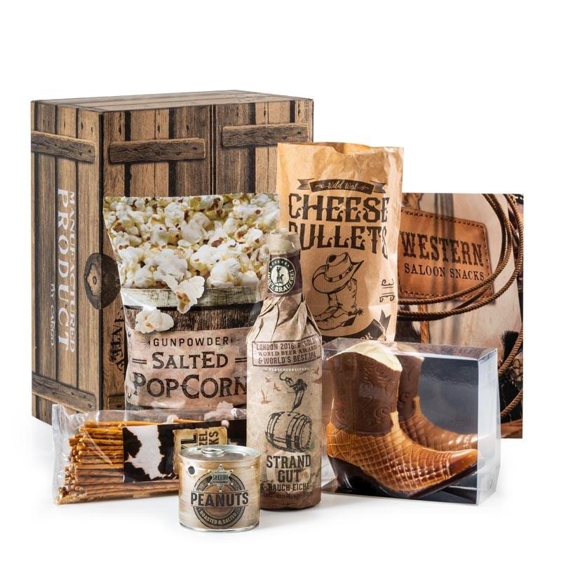 Kerstpakket Cowboy Choco