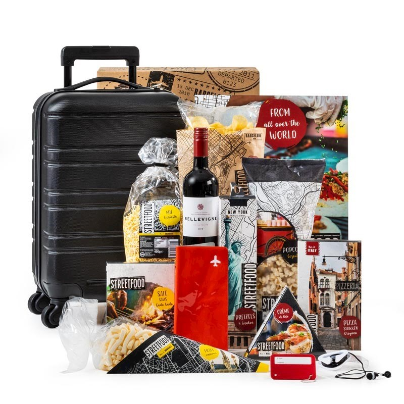 Kerstpakket Around the World